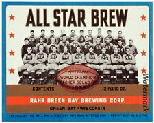NFL 1936 World Champion Green Bay Packers Team Picture  8 X 10 Photo Free Ship