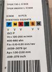 10 pcs original User Tools TPGX 090202-L IC908