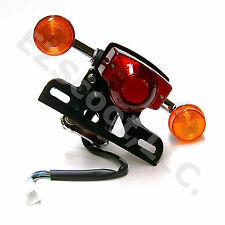 TAIL LIGHT ASSEMBLY CHINESE SCOOTER GY6 4STROKE RETRO BMS ZNEN TAOTAO BENZHOU