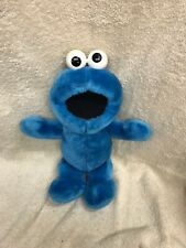 Tyco 1995 Laughing/Shaking Cookie Monster Plush