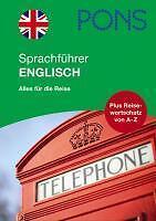 PONS Sprachführer Englisch (2010, Taschenbuch)