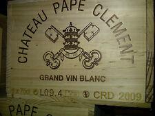 1bt Chateau Pape Clement Blanc 2009 - 100/100 Parker - RARE