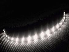 50CM STRIP STRISCIA LED 3528 12V BIANCO NATURALE WATERPROOF IP65 INGUAINATA