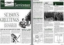 Cadillac 1959 - the Cadillac Serviceman Vol. XXXIII - No. 12 December 1959