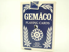 Vintage 1999 full deck of Gemaco used casino playing cards Trump Marina USA