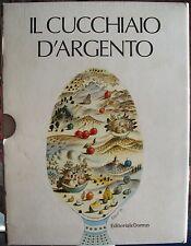 IL CUCCHIAIO DI ARGENTO editoriale domus 2004