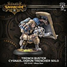 WARMACHINE Cygnar PIP31110 Trench Buster NEW