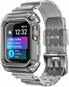 For New Apple Watch Series 6 SE 5 4, SUPCASE Rugged Aesthetic Case Band Strap UK