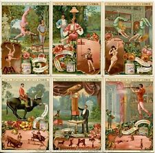 Chromo Liebig Sang. 577 ITA Teatro delle Varietà ANNO 1898