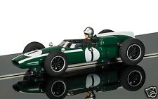 C3658A Scalextric Slot Car Cooper Climax - J Brabham F1 Legends Limited Edition