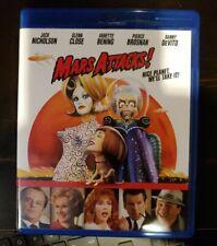 Mars Attacks! Blu-Ray