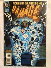 Damage #13 Comic Book DC 1995