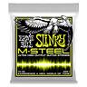 M-STEEL Ernie Ball Regular Slinky M-STEEL Corde per Chitarra Elettrica (10-46)