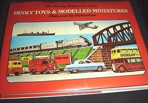 Dinky Toys Modelled Miniatures Vol. 4 Sue Richardson Mike Richardson 1ST EDITION
