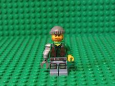 Jack McHammer Monster Fighters 9465 9468 LEGO Minifigure Figure Mini fig