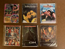 Hindi Bollywood Movie DVD's Lot of 5 Pick Your Own Choice of 5 DVDs See Descrip