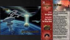 1993 Bob Eggleton SIGNED Star Trek IV Master Series Art Card Voyage Home