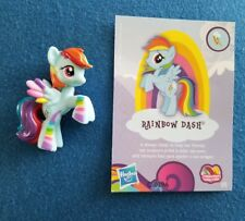 My Little Pony - Blind Bag - Wave 9 - RAINBOW DASH- With card