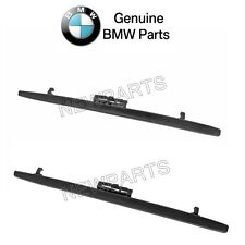 For BMW E39 525i 528i Pair Set of Front Left & Right Wiper Blade Spoilers OES
