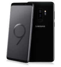 Samsung Galaxy S9+ S9 Plus 64gb Black Brand New Cod Agsbeagle