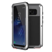 for Samsung Galaxy Note 8 S8/S8+ Case Shockproof Heavy Duty Aluminum Metal Cover
