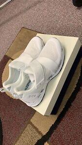 NEW TIEM Cycling Spin Shoes Slipstream Womens SPD White Marble  US 9.0 NIB