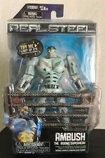 "Real Steel Jakks Pacific AMBUSH 5"" Action Figure Series 2 2011 boxing superhero"