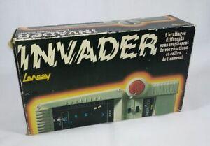 ★ LANSAY GAKKEN INVADER - Jeu Electronique / Electronic Game LSI Tabletop 1981 ★