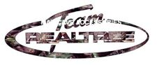 TEAM REALTREE Hardwoods Camouflage Vinyl Decal Sticker 4133