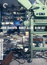 Blow out / Murder a La Mod DVD 2 Disc Criterion Collection Widescreen