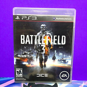SONY PLAYSTATION PS3 BATTLEFIELD 3 BY EA SPORTS 2011 (COMPLETE)
