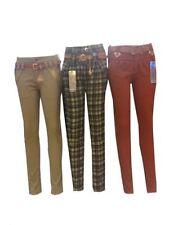 Indigo, Dark wash Unbranded Mid Slim, Skinny Jeans for Women