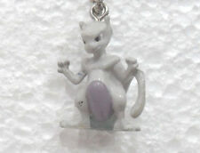 FAKE/FALSO-POKEMON-MEWTWO-MINI PORTACHIAVI IN GOMMA-CM. 3
