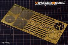 1/16 Voyager PE16020 Panther G/Jagdpanther G2 Grills Set TAMIYA 56022/56024