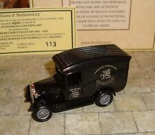LLEDO - PROMOTIONAL - CHEVROLET VAN - GLAMORGAN CONSTABULARY   - LTD EDITION