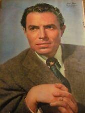 James Mason, Full Page Vintage Pinup