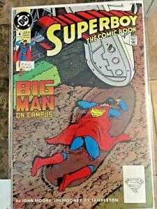 Superboy #4 (May 1990, DC)
