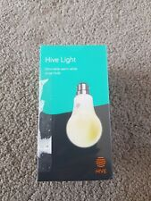 Hive Active 9W Dimmable Light Bulb 2700K - Warm White B22 Bayonet Fitting