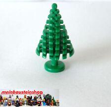 Lego® 1X große Tanne Tannenbaum Nadel grün Plant, Tree Pine Large 4 x 4 x 6 3471