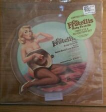 """The Fratellis ~ Baby Fratelli ~ 8"""" Picture Disc ~ RARE ~ Rock"""