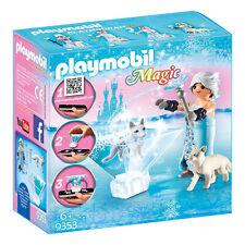 Playmobil Magic Winter Blossom Princess Building Set 9353 NEW Playmogram