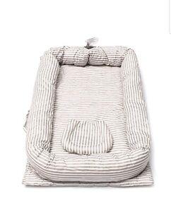 Baby Nest Large Grande Cotton Bionic Bednest Breathable High Quality Like Dockat