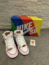 Nike SB Dunk High 'Paul Rodriguez' Mexico UK5.5 - 100% AUTHENTIC NEW