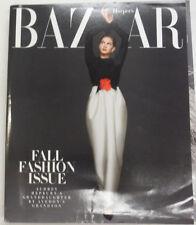 Harper's Bazaar Magazine Audrey Hepburn's Grandaughter September 2014 102914R1