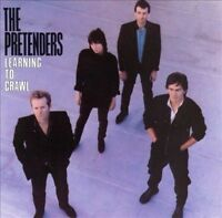 Learning to Crawl by Pretenders (CD, Jan-1984, Sire)