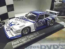 FORD Capri Zakspeed Gr.5 Turbo DRM 1982 D&W Niedzwiedz #3 Minichamps 1:43