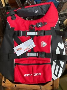 new XL ezydog dog life jacket sports with tags Summer