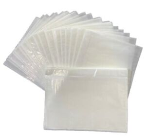 DOCUMENTS ENCLOSED Wallets Envelopes Self Adhesive  Sticky Back - A7 A6 A5 Plain