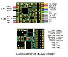 trainOmatic DCC Fahrzeugdecoder Lokommander 2 Mini/mtc - Neuware!!!
