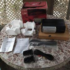 SONY CDX-646 Old School CD Changer